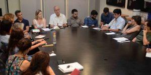 mesa intersectorial Argentina contra el hambre